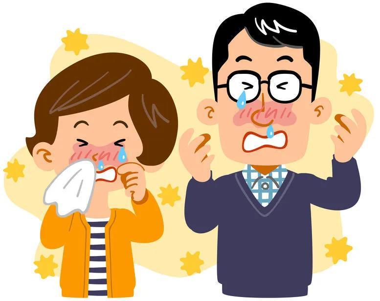 防疫口罩先别摘,还能防护花粉过敏!