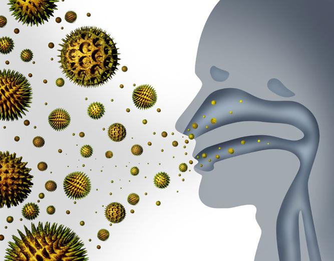 打喷嚏流清涕?过敏性鼻炎和感冒大不同
