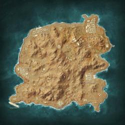 和平精英卡拉金地图介绍 新地图物资点介绍