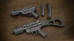 和平精英mp5k配件推荐攻略 MP5配件怎么搭配