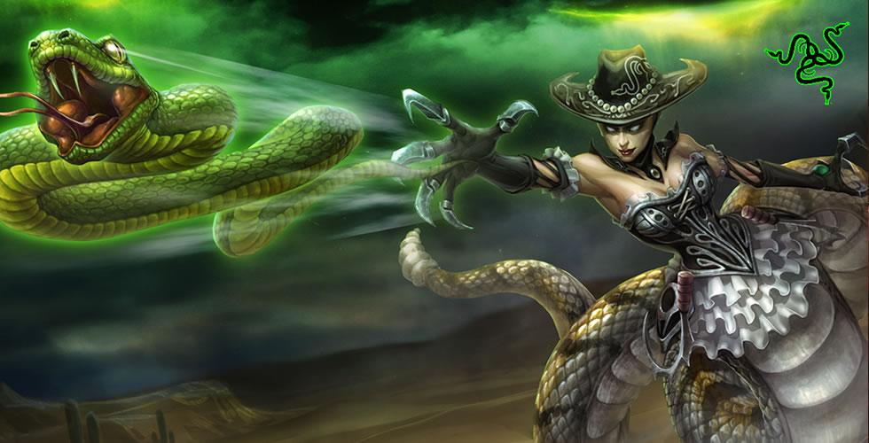 LOLS9季前赛魔蛇之拥卡西奥佩娅符文天赋推荐_附蛇女中单符文解析