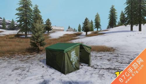 和平精英攀登者帐篷在哪里刷 详细位置介绍