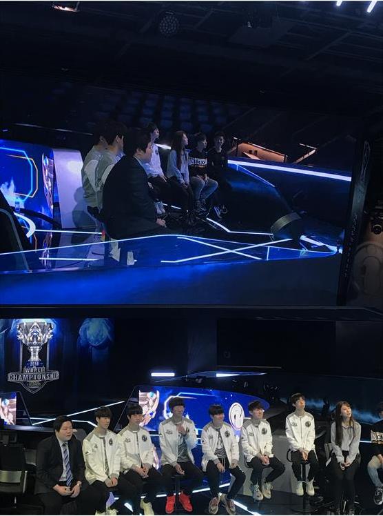 英雄联盟IG全球总决赛赛前采访 Rookie:其实FNC挺好打的