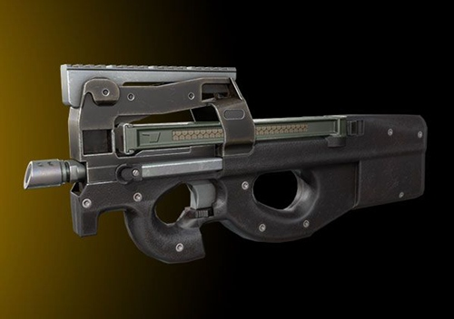 和平精英P90评测 新冲锋枪P90强度实测