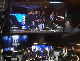 英雄联盟FNC总决赛赛前采访 欧成:我玩游戏靠的不是技术,是脑子