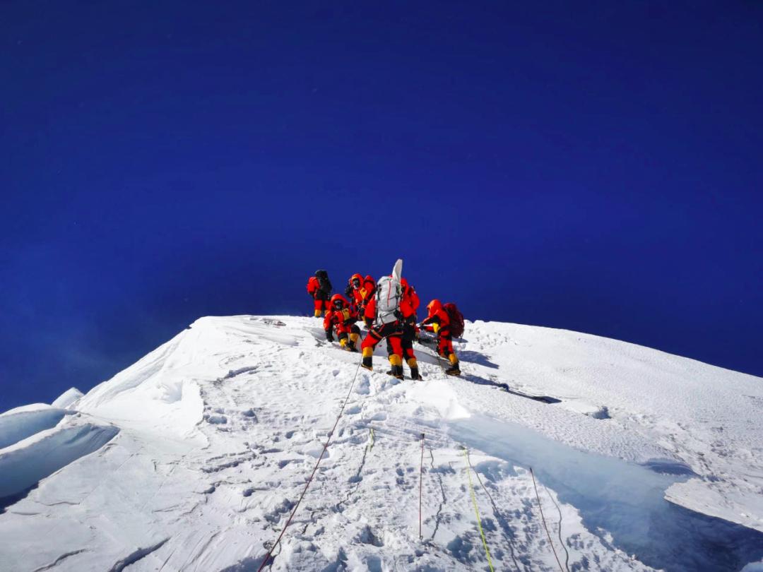 想登顶珠峰吗?先看看自己能不能做好这些准备吧