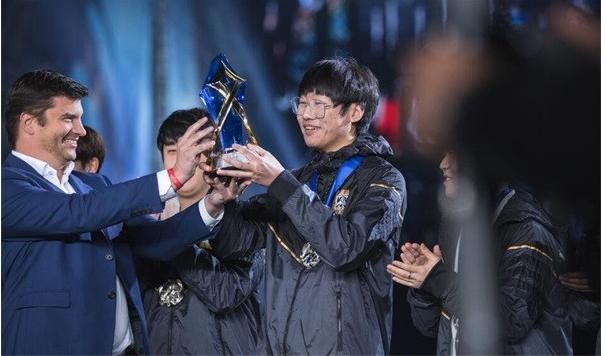 英雄联盟LPL赛区首位世界赛MVP选手:Ning