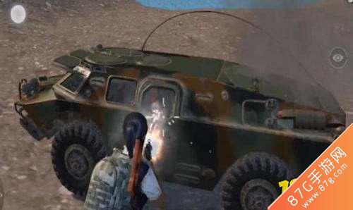和平精英装甲车怎么打爆 空投载具上限耐久度说明