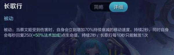 王者荣耀s13蔡文姬怎么玩?蔡文姬技能解析出装推荐