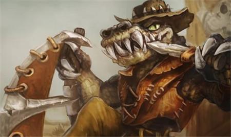 lol9.8版本荒漠屠夫雷克顿鳄鱼怎么玩 s9荒漠屠夫雷克顿鳄鱼出装及符文天赋