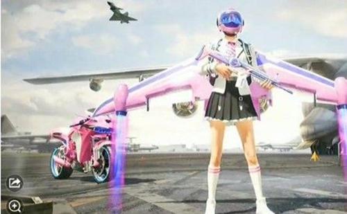 和平精英火箭少女飞行器怎么样 101飞行器值得入手吗