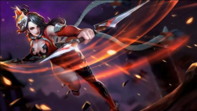 王者荣耀收割能力最强的英雄:S13阿轲铭文天赋玩法解析