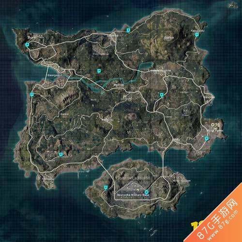 和平精英滑翔机在哪里刷新 全地图位置标注