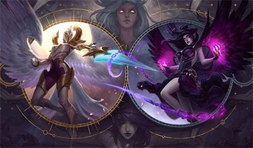辅助一姐堕落天使莫甘娜辅助出装及符文天赋攻略