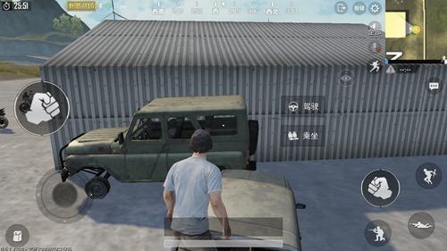 和平精英怎么上屋顶 跳上房顶方法介绍