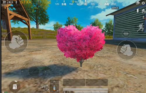 和平精英爱心树是什么 作用分析介绍
