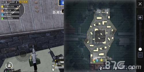和平精英团队竞技怎么玩 仓库地图4V4吃鸡攻略