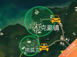 和平精英雨林塔莫克资源分布攻略 搜索路线卡点位置