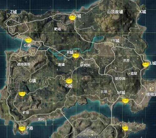 和平精英鞭炮获取攻略2020年 地图刷新位置攻略