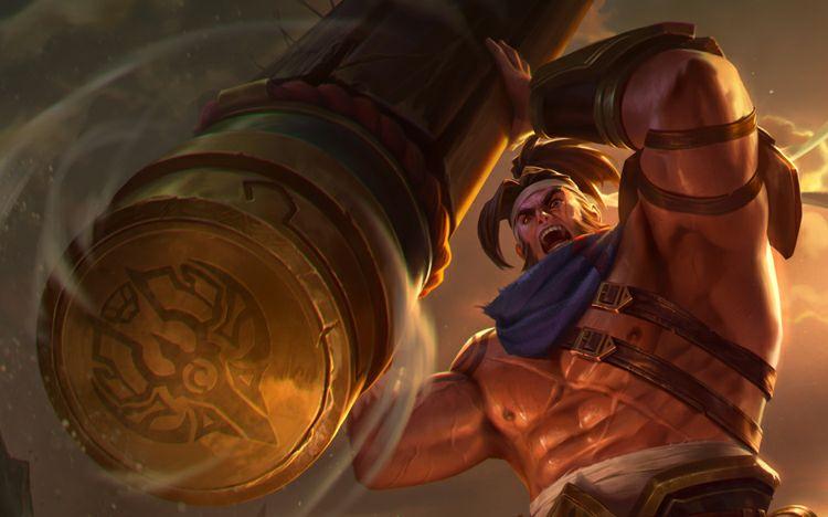 王者荣耀输出苏烈铭文出装玩法介绍:能够瞬间秒杀脆皮的真男人!