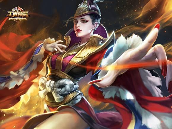 王者荣耀10月强势英雄推荐 可组强势上分阵容