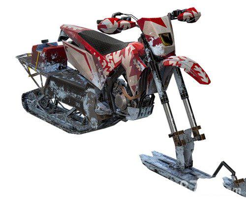 和平精英轻型雪地摩托怎么样 使用技巧数据图鉴介绍