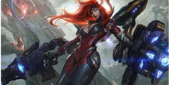 赏金猎手女枪出装及符文天赋攻略,她依然是伤害最夸张的ADC!