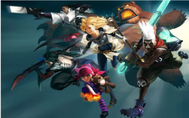 英雄联盟中四个技能全都能击飞敌人的英雄 你知道他是谁吗?