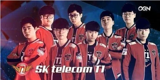 LOL:SKT战队AD选手Bang将离队 SKT进行大换血