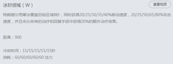 LOL巨魔之王特朗德尔攻速流打野玩法_S8巨魔符文天赋出装加点技能解析玩法攻略