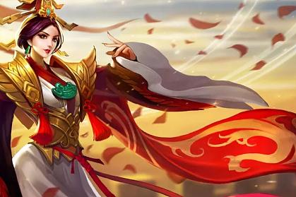 王者荣耀S13赛季上单英雄排行及推荐:达摩依旧是强大的存在,孙策和项羽成了霸王!