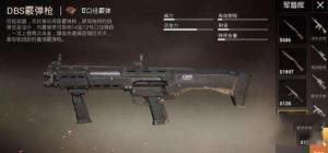 和平精英dbs霰弹枪在哪 刷新地图位置介绍