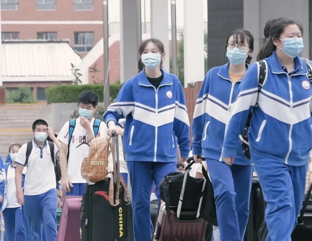 疫情下的高考:这个地区的考生在考场可以不戴口罩
