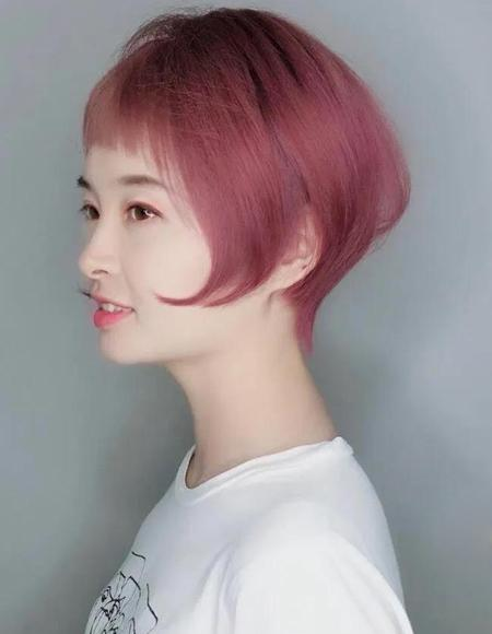 """夏天必备短发""""海螺头"""",清爽又娇俏"""