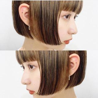 今年夏季流行片尾染发,这几款最好看,原来女神们喜欢这发色